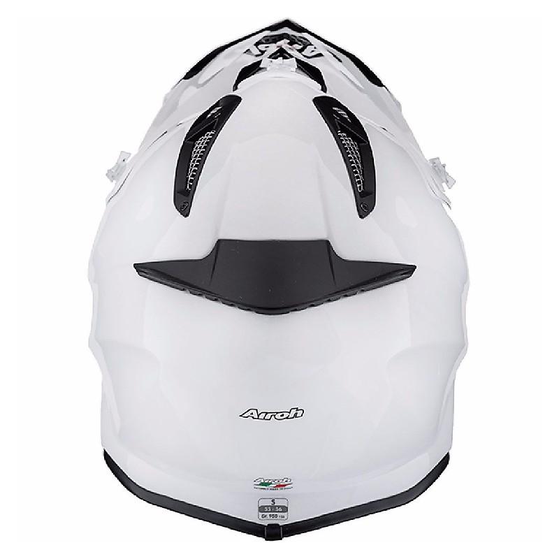 bianco lucido Airoh Aviator 2.2/colore casco colore
